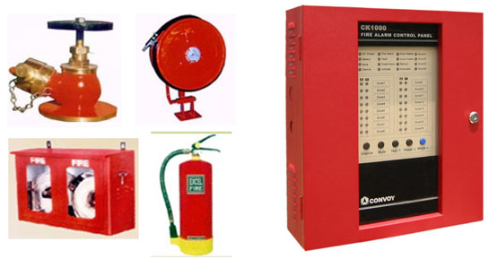 Fire Fighting and Detection Systems
