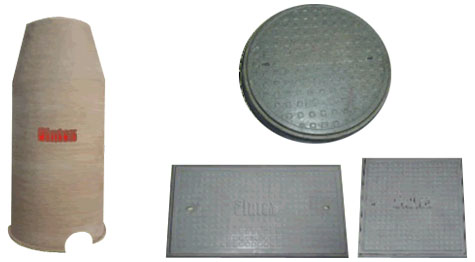 FRP Manholes and Covers